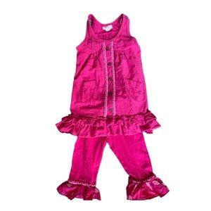 Naartjie 2-Piece (3T) XS Pink